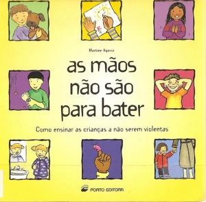 Livro: As mãos não são para bater